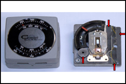 Excelsior Performs Critical Sealing Functions on Pneumatic Thermostats